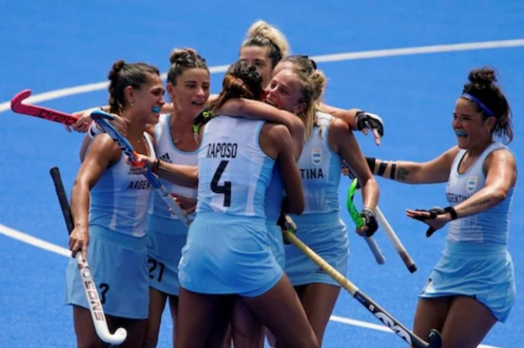 Argentina Women's Hockey Team