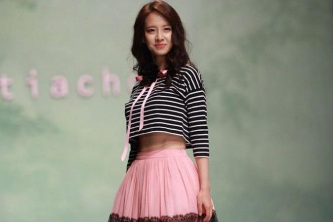 Song ji hyo sexy pic