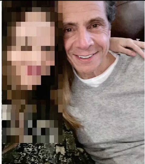 Cuomo Groping Assistant