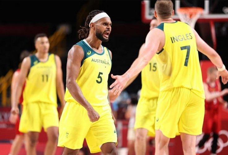 Australia Basketball team
