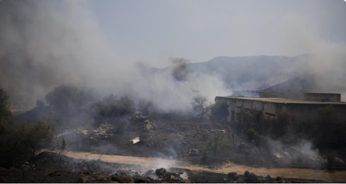 Israel launches airstrikes on Lebanon