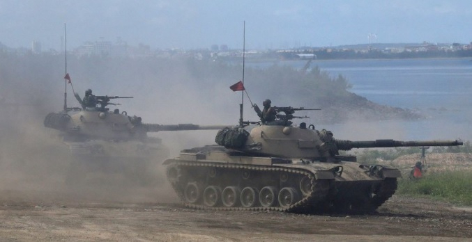 US-Taiwan Arms Sale