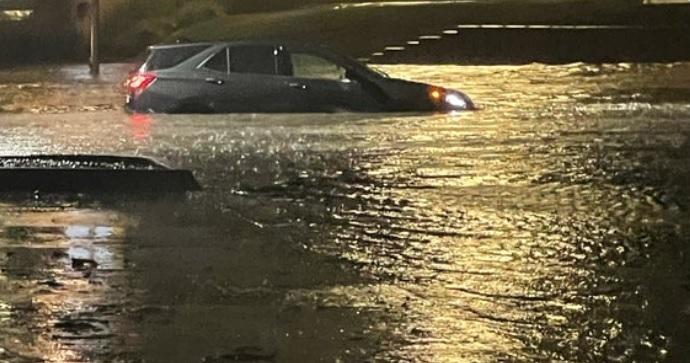 Omaha flash flood