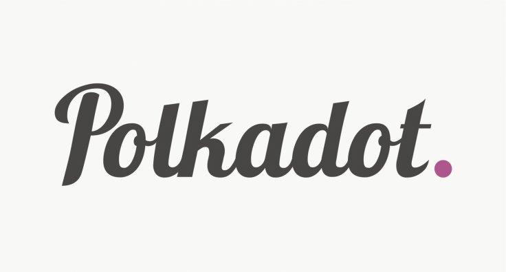 PolkaDot Cryptocurrency Coin Token