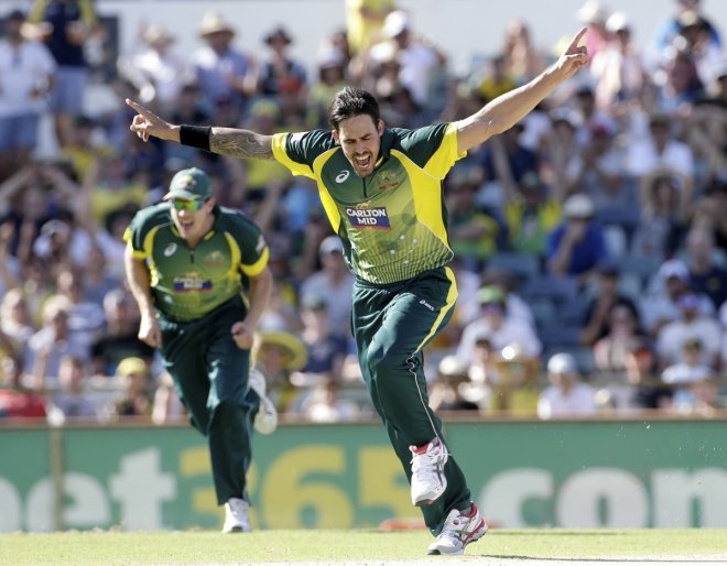 Mitchell Johnson BBL