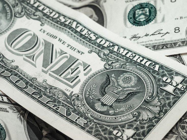 US Dollar Bank Notes Money