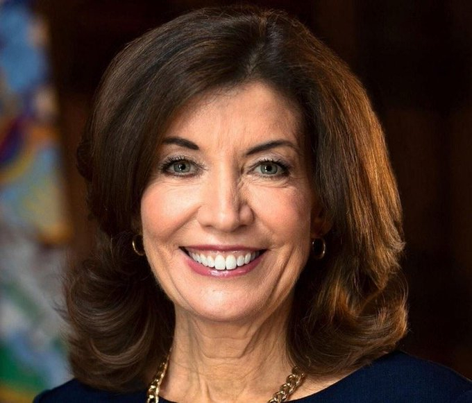 Lieutenant Governor Kathy Hochul,