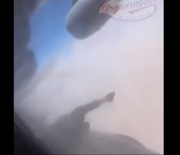 Afghan Man getting crushed to death