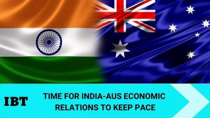 India-Australia relations