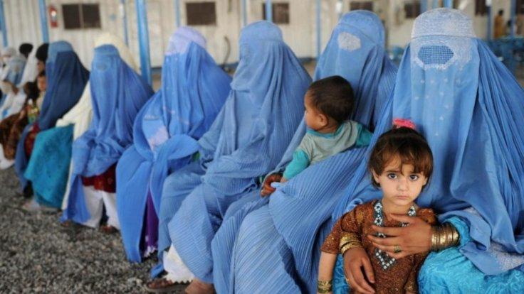 Afghani burqa