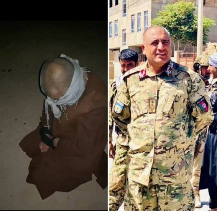 Police chief in Badghis province was executed by Taliban
