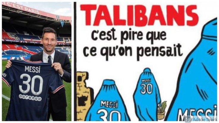 Taliban's Messi
