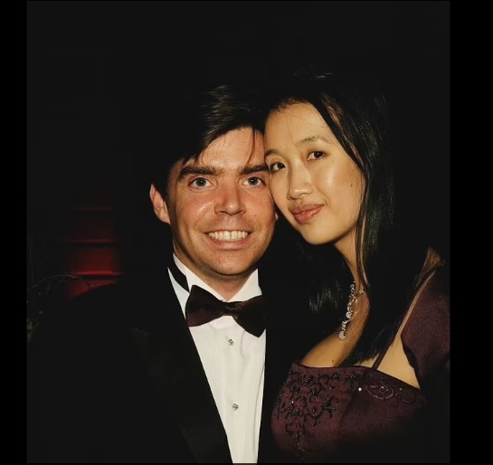 Scott Hassan and Allison Huynh