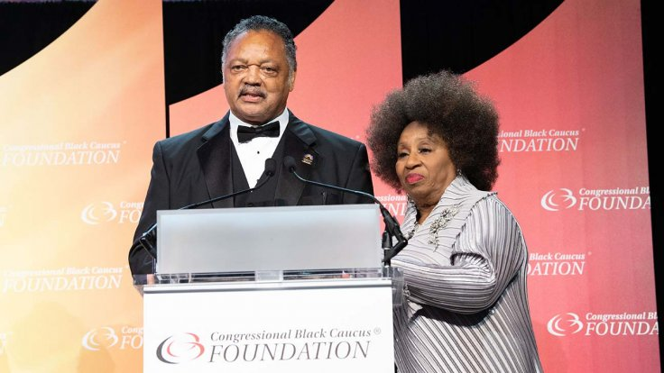 Jesse Jackson And His Wife Are Hospitalized For COVID-19