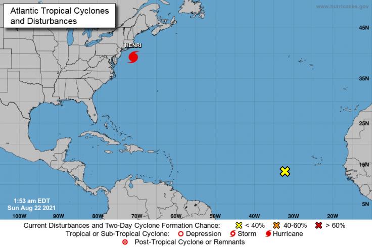 Hurricane HenryNHC