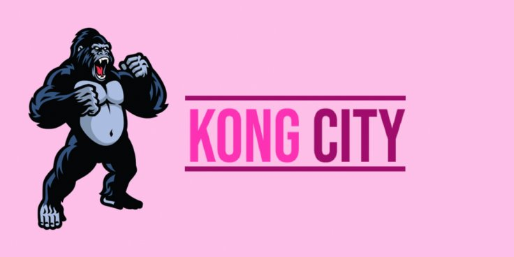 Kong City Token Coin Cryptocurrency