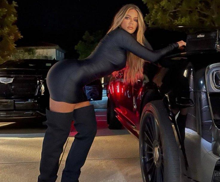 Khloe Kardashian racy photos