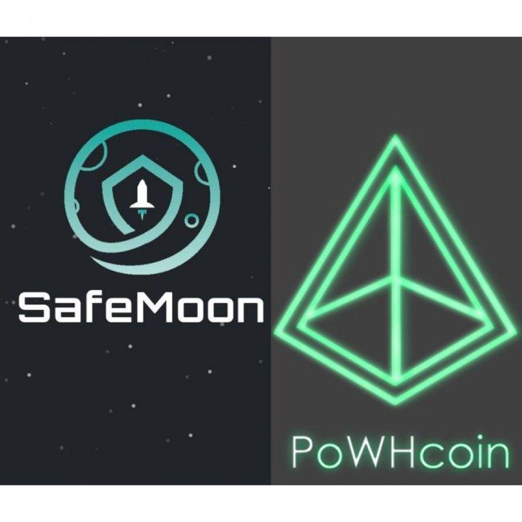 SafeMoon Powh Coin Ponzi Scheme Fraud
