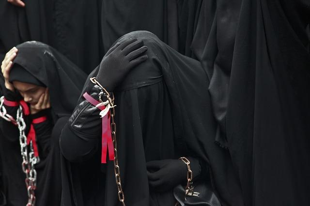 Muslim Women Burka Burqa Afghanistan Niqab Veil