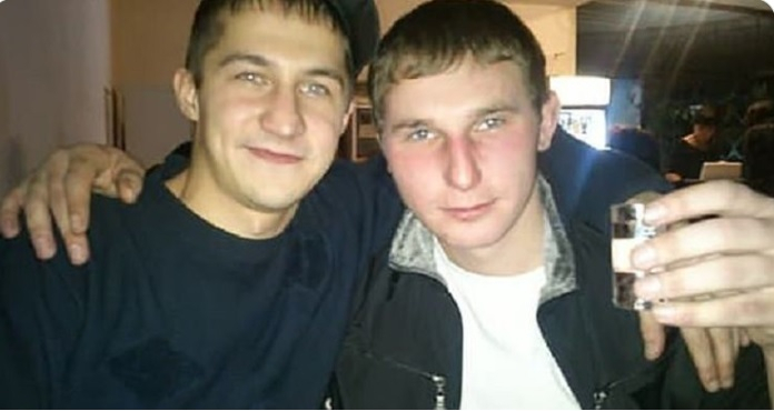 Russian dad killed his friend