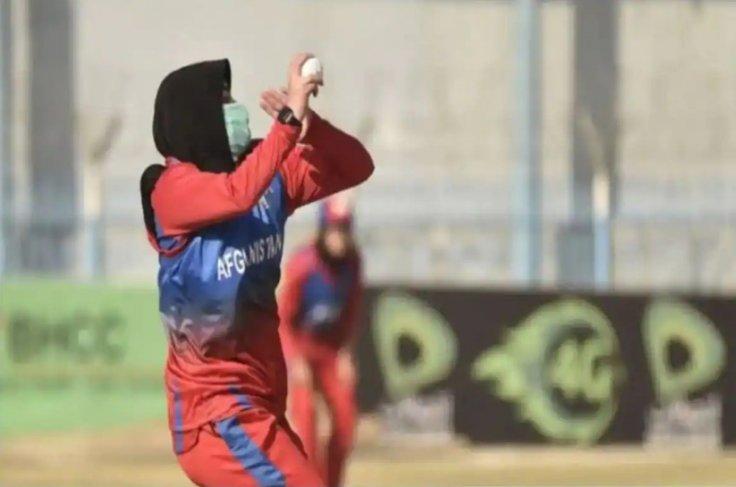 Afghan Women Cricket