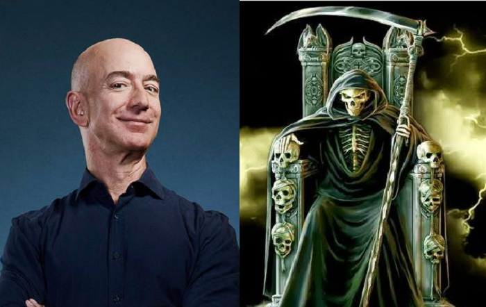 Jeff Bezos Doesn't Want To Die