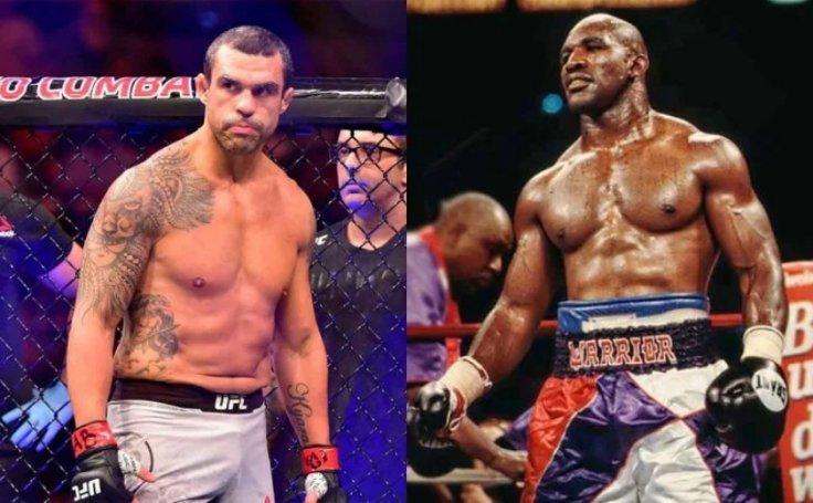 Evander Holyfield vs Vitor Belfort