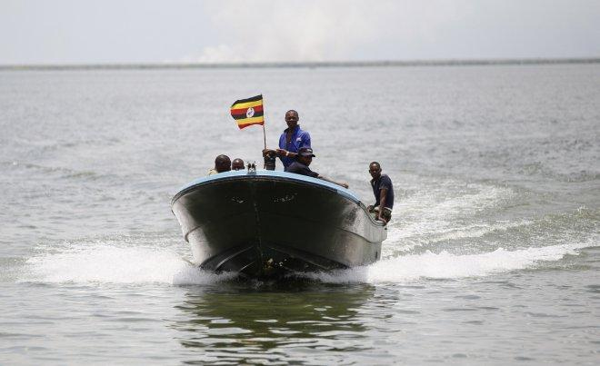 Uganda boat accident