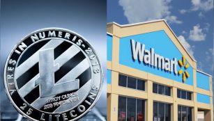 Litecoin LTC crypto Walmart