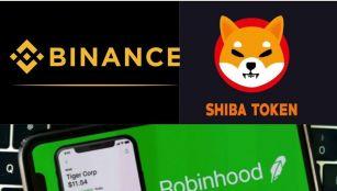 Shiba Inu Binance Robinhood Cryptocurrency