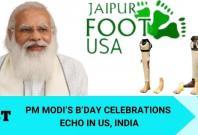 PM Modi celebrates birthday