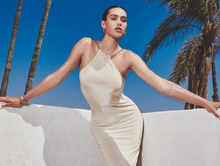 Amelia Hamlin topless photos