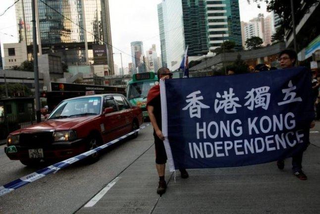 china hong kong independence