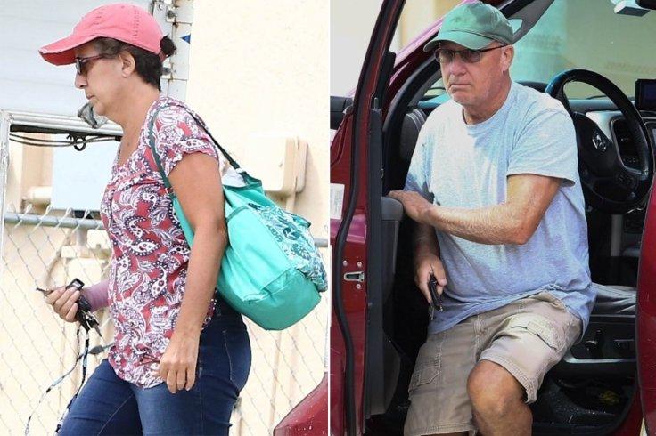 Brian Laundrie parents