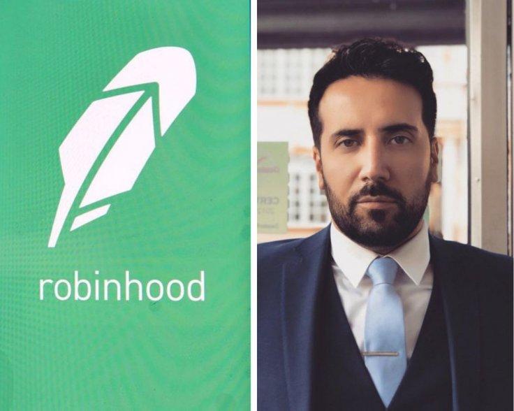 David Gokhshtein PAC Robinhood Crypto Wallet