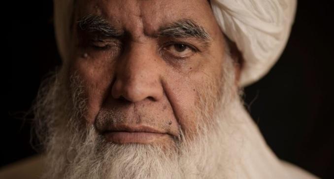 Taliban leader Mullah Nooruddin Turabi