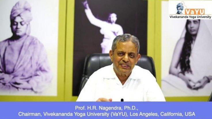 Dr HR Nagendra