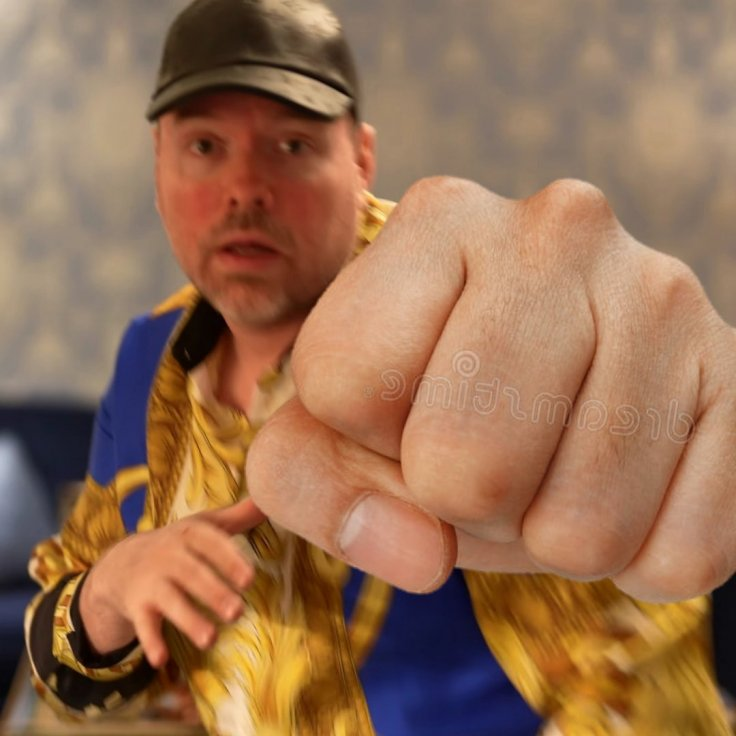 Richard Heart HEX Punch