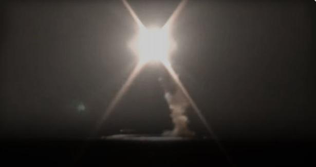 Zircon hypersonic cruise missile