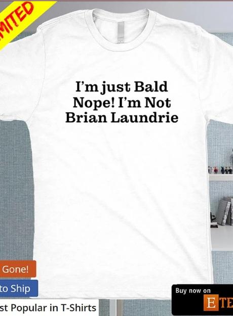 Brian Laundrie t-shirt