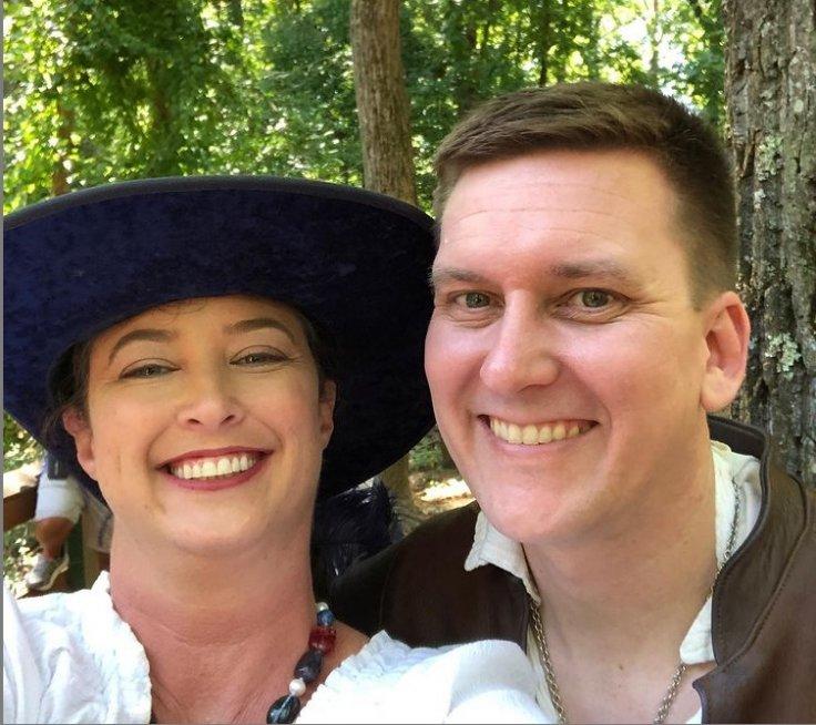 Diane Toebbe and Jonathan Toebbe
