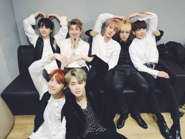 Bangstan boy band (BTS)