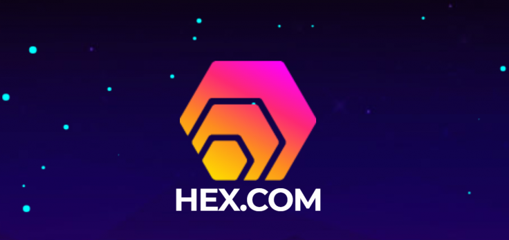 HEX Coin Crypto Logo