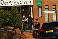 David Amess stabbed to death