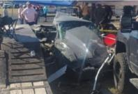 Kerrville Airport Race Wars crash