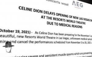 Celine Dion fake clip