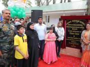 Dagger Parivaar School inauguration