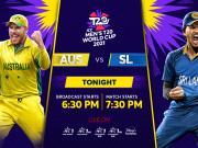 Sri Lanka vs Australia Live Match