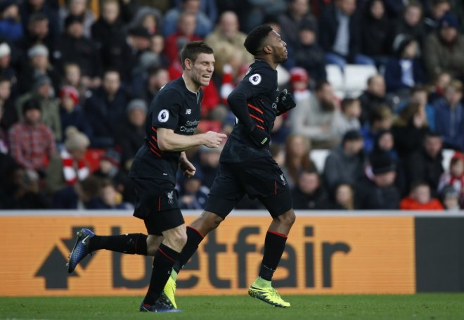 James MIlner-Daniel Sturridge