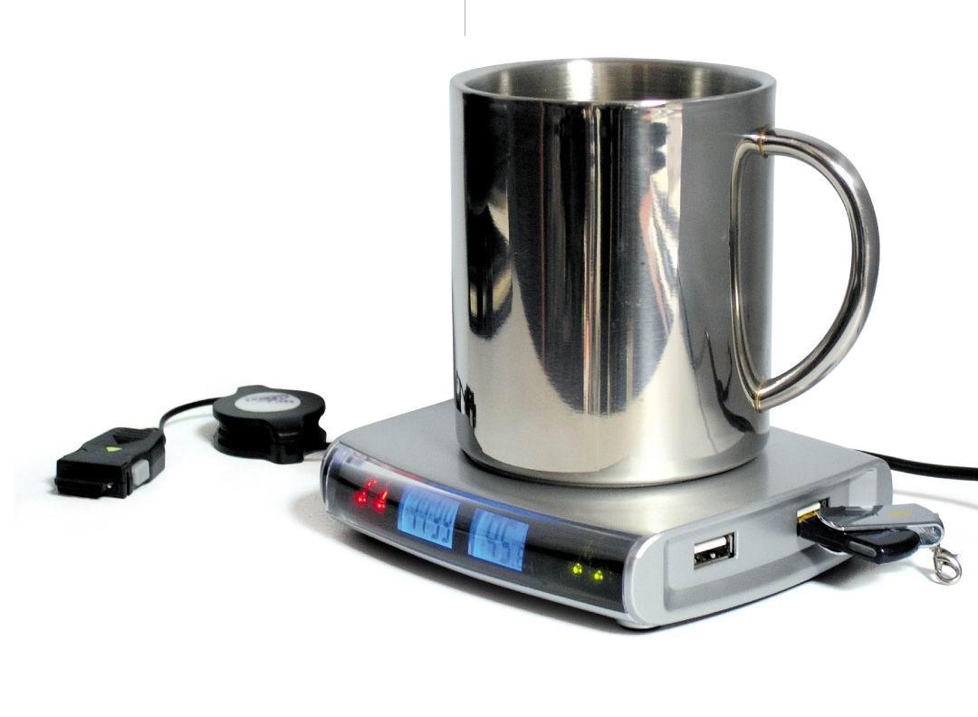 Usb Coffee Warmer To Cord Organiser Simple Techs To Help
